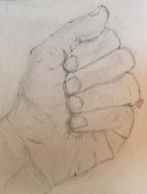 Stretch hand