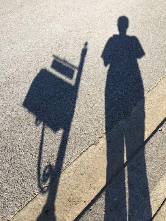 Stretch shadow